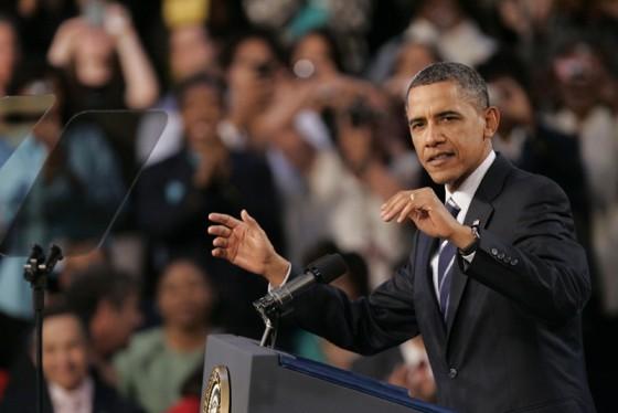 Obama soutient le mariage gay StreetPress
