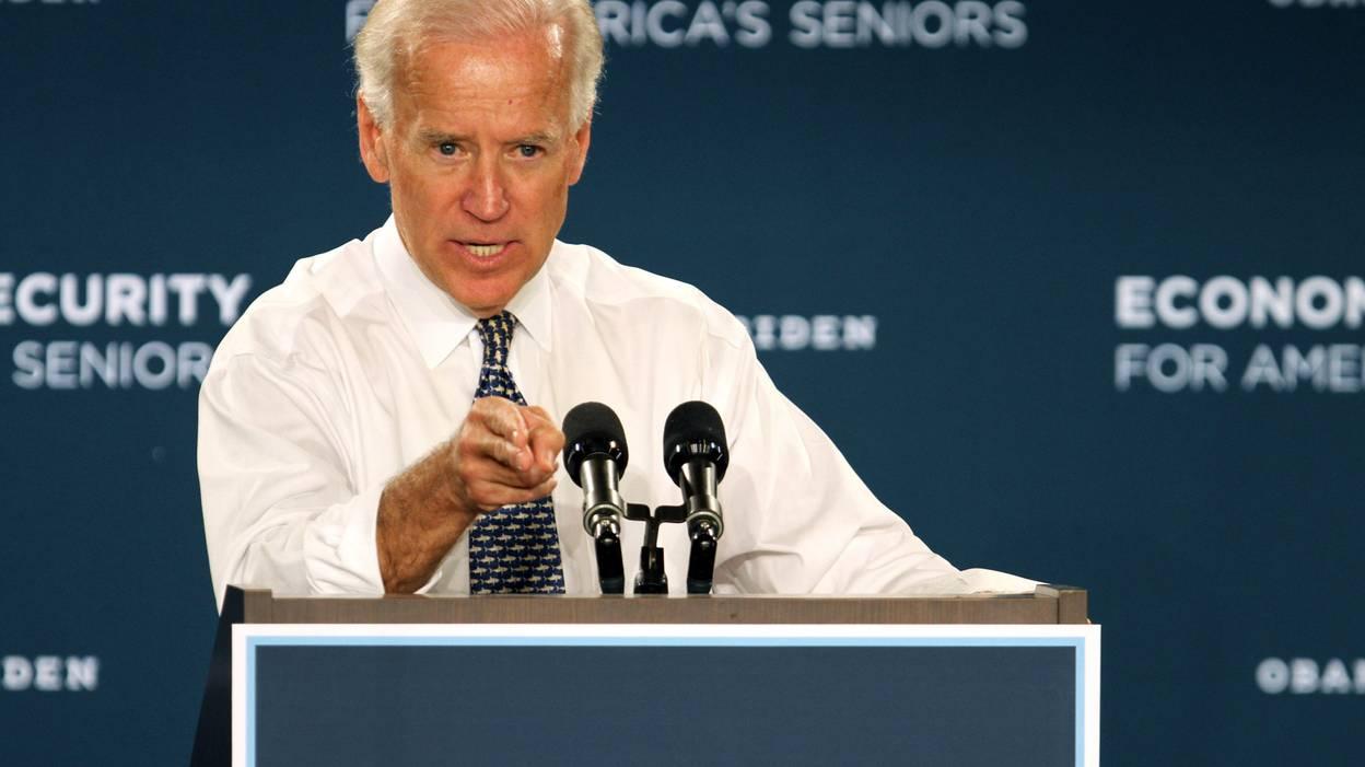 Etats-Unis : Le vice-président américain Joe Biden soutient le mariage pour tous les couples