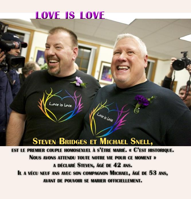 Etats-Unis. L'Etat du Maine célèbre les premiers mariages de couples homosexuels
