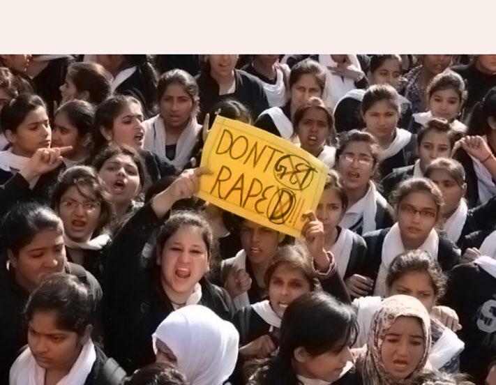 """New Delhi, """"capitale du viol"""""""