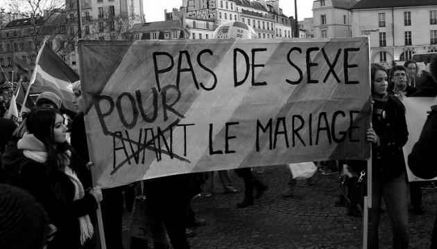 Mariage pour tous : l'homophobie latente du débat