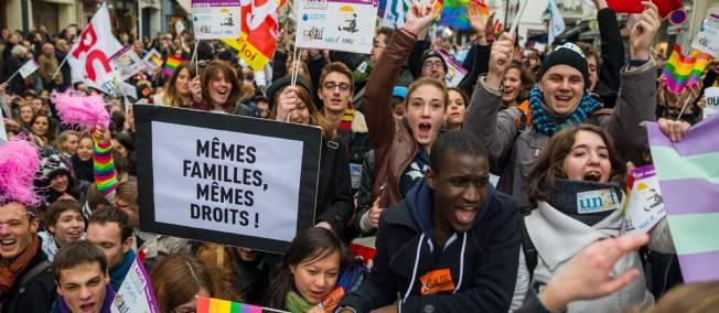 """Le PS scandalisé par le """"déferlement de propos homophobes"""" sur Twitter"""