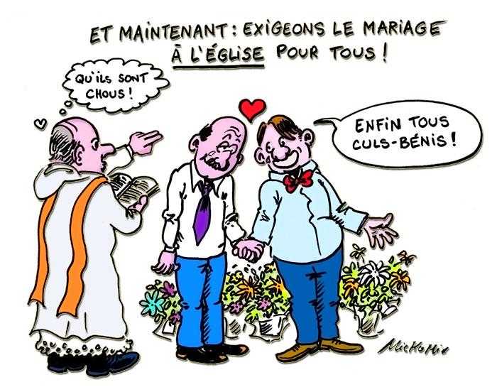 Mariage gay : Jean-Marie et Fabien veulent la mairie