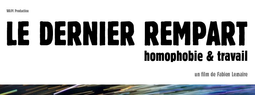 Homophobie au travail - Le dernier rempart