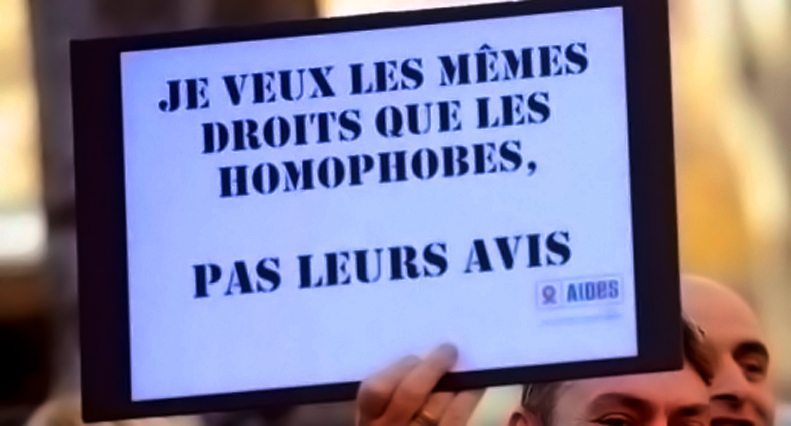 Mariage gay : la manif des opposants s'organise