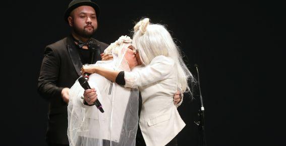 """Mariage pour tous : sur les planches, les stars ont dit """"oui"""""""