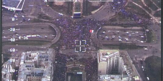 Manif Pour Tous du 24 mars : la police confirme son chiffre de 300 000 personnes !