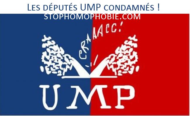 Les députés UMP condamnés !