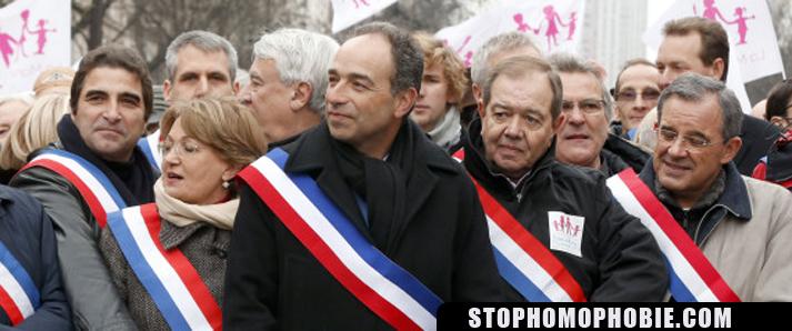 Egalité : Copé invité les militants UMP à manifester le 24 mars contre le mariage pour tous