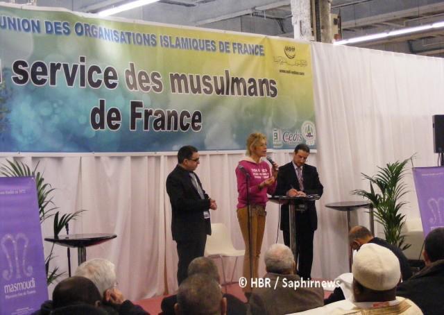 30e RAMF : l'appel du pied de Frigide Barjot aux musulmans !