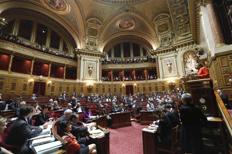 Mariage pour tous : L'UMP monte au créneau au Sénat en multipliant les interventions au Sénat