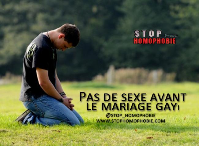 Pourquoi labstinence avant le marriage homosexual marriage