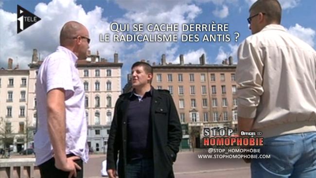 Reportage itele à Lyon : Qui se cache derrière le radicalisme des antis ?