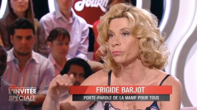 Le Petit Journal reçoit Frigide Barjot... des images sans concession !