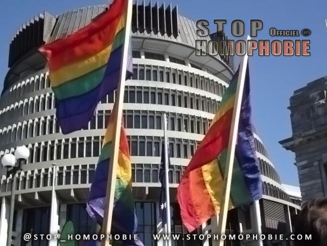 Asie-Pacifique : La Nouvelle-Zélande légalise le mariage homosexuel, une première dans la région
