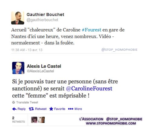 Les homophobes sont allés trop loin à Nantes !