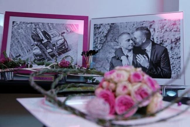 Premier salon du mariage gay à Paris, entre militantisme et business !