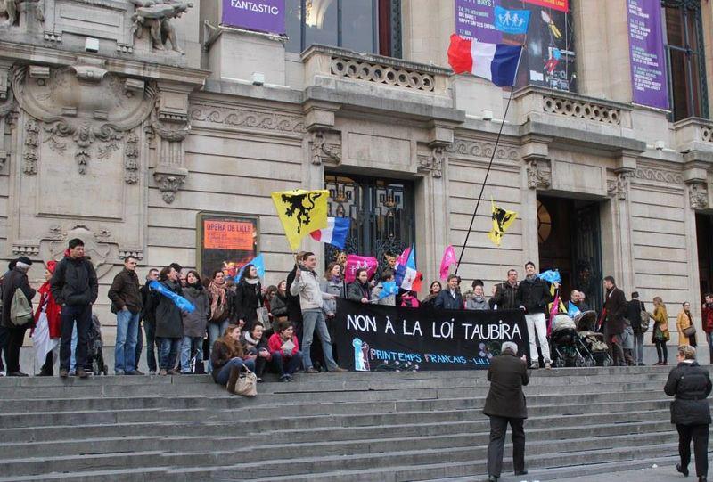 Un opposant au Mariage Pour Tous agressé à Clermont-Ferrand vendredi