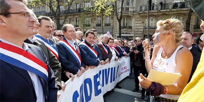 Les anti-mariage gay s'invitent dans la primaire UMP à Paris