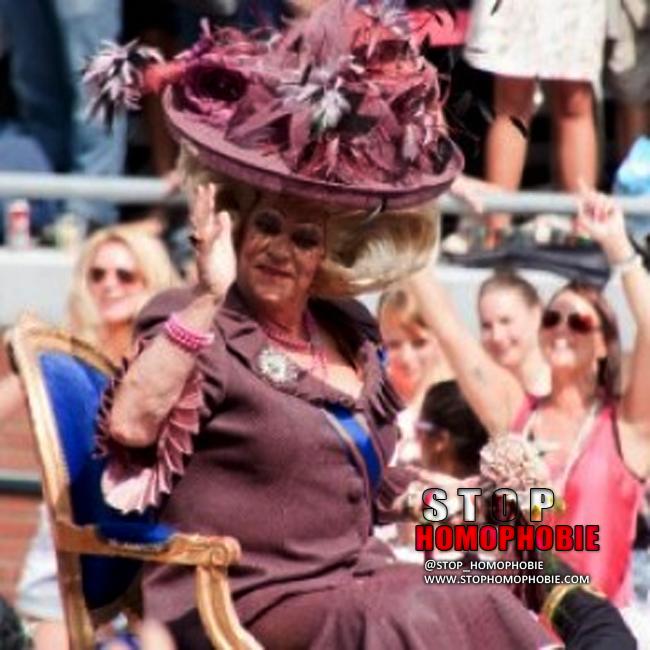 Queen's day : Les drag-queens, les autres reines de l'intronisation du roi des Pays-Bas !