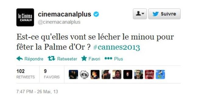 """Canal + : Un tweet jugé """"homophobe"""" provoque la colère des internautes !"""