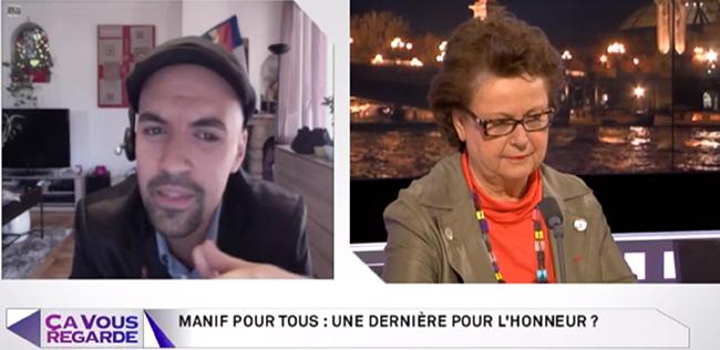 """Christine Boutin : """"La république autorise à me marier avec mon cousin"""""""