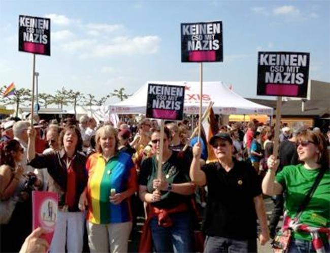 Allemagne : L'extrême droite plonge la Pride de Cologne dans l'embarras