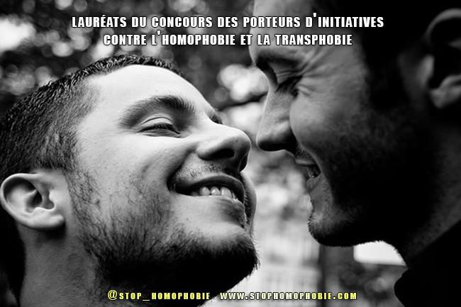 """Concours """"Initiatives contre l'homophobie et la transphobie"""" : les résultats !"""