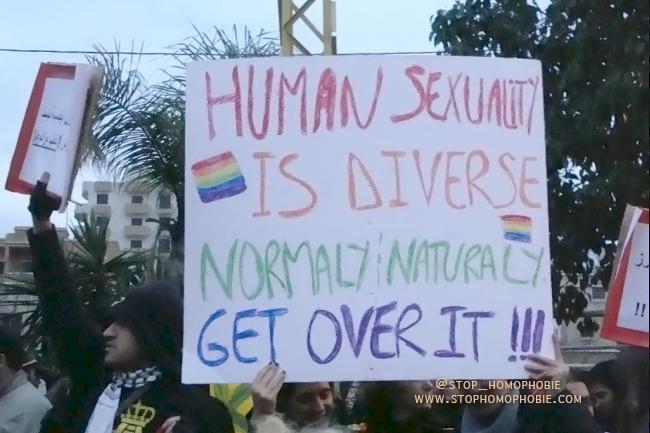 Discrimination : Au Liban, les homosexuels encore loin d'être tolérés !
