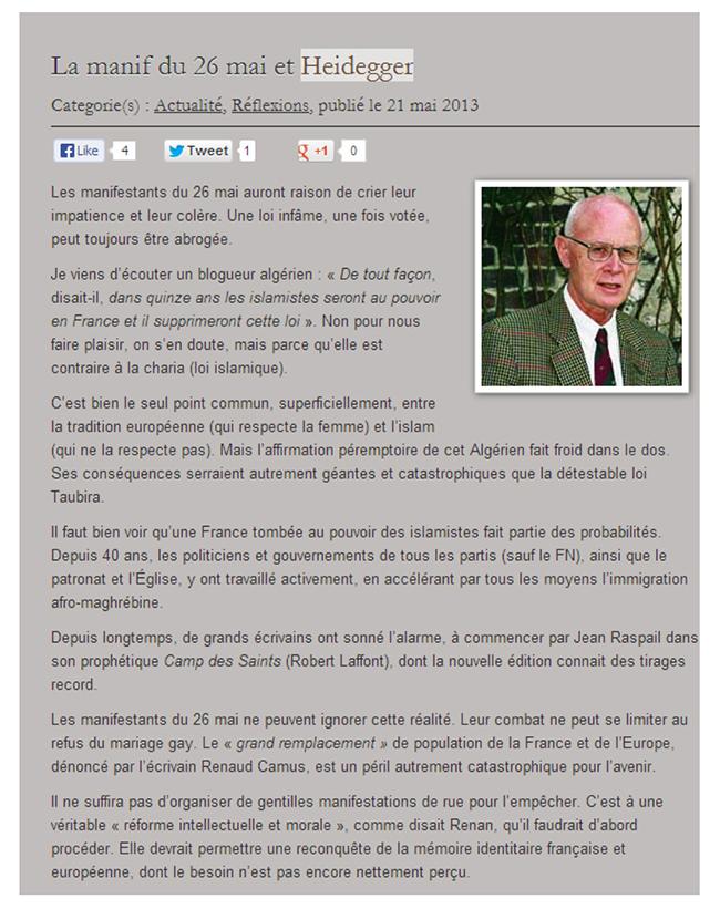"""Suicide à Notre-Dame : Le Pen salue un """"geste politique"""" !"""