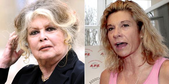 """Brigitte Bardot en a """"plein le dos"""" de Frigide Barjot !"""