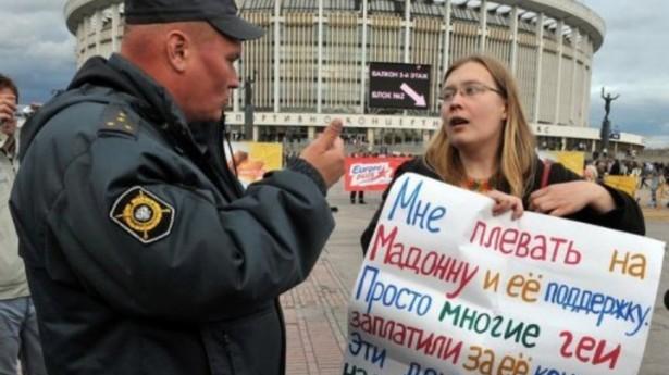 """Russie : ces ONG de défense des droits des homosexuels fichées """"agent de l'étranger"""""""