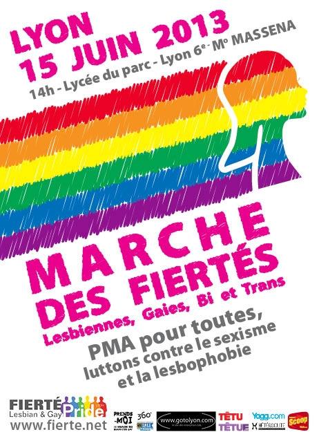 Lyon : La Gay Pride se mobilise pour la PMA