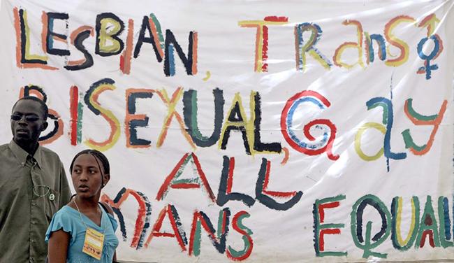 Afrique : Encore trop d'Etats africains assimilent l'homosexualité à un crime, selon Amnesty