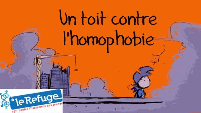 @_LeRefuge : Un toit contre l'homophobie