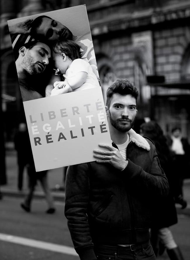"""Exposition : """"Les couples imaginaires"""" Liberté. Égalité. Réalité... de Olivier Ciappa"""