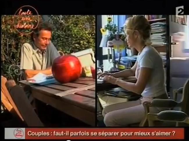 Vidéo : HLM de Frigide Barjot : duplex, 173 m2, 2.850 euros