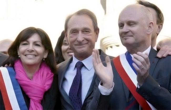 Mariage gay à Paris : Anne Hidalgo unit le maire du IVe et son compagnon