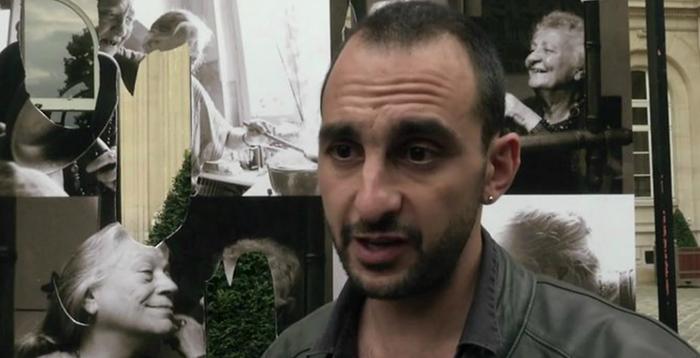 "Vidéo : ""Il y a une violence qui va bien au-delà de mes photos"" Olivier Ciappa"