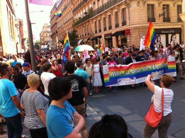 Lyon: incidents homophobes à la Gay Pride