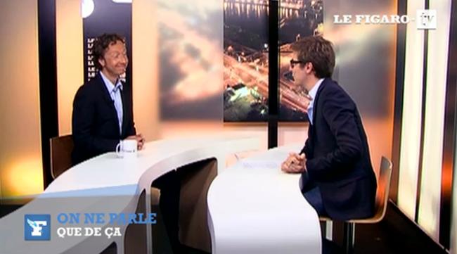 """Révélation de l'homosexualité de Geoffroy Didier ? """"Une boutade"""" pour Stéphane Bern"""