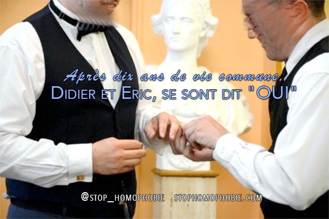 Carcassonne : le premier mariage gay a été célébré ce samedi