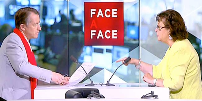"""AU BORD DE LA CRISE DE NERFS : Christine Boutin critique les """"positions relatives"""" de François Fillon sur le mariage homosexuel"""