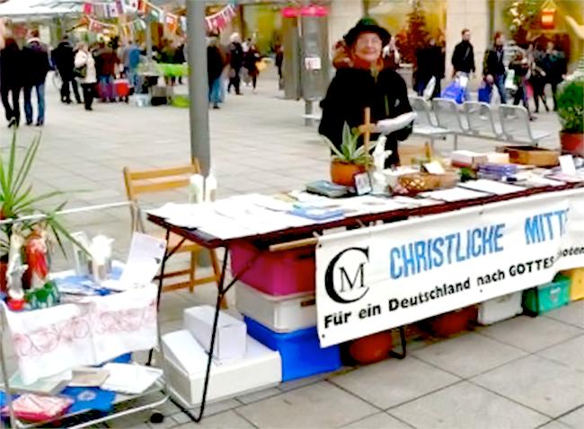 Allemagne : Des prêcheurs de haine admis aux élections
