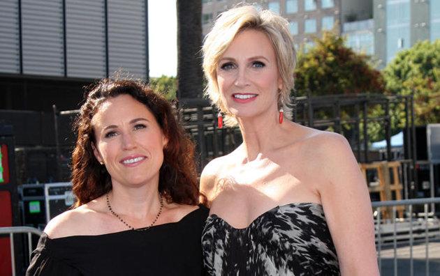 "Jane Lynch, la star de ""Glee"" : divorce gay à Hollywood !"