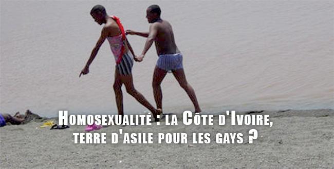 Homosexual en cote divoire