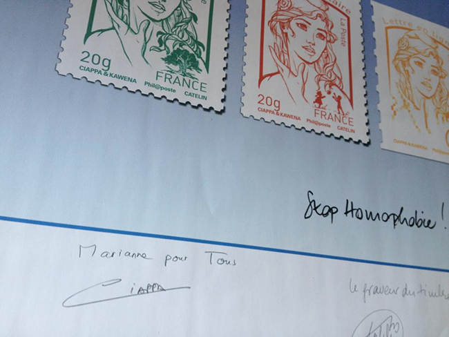 Le nouveau timbre Marianne : autopsie d'une fausse polémique