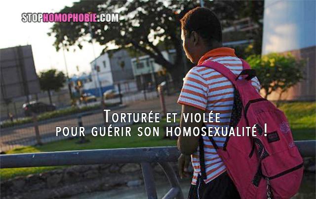 Équateur : Torturée et violée pour guérir son homosexualité !
