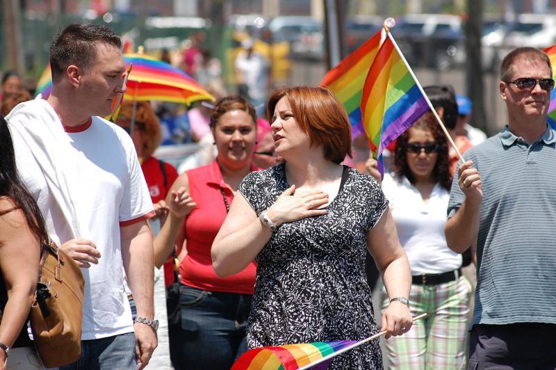 La candidate gay à la mairie de New York ne séduit pas les femmes