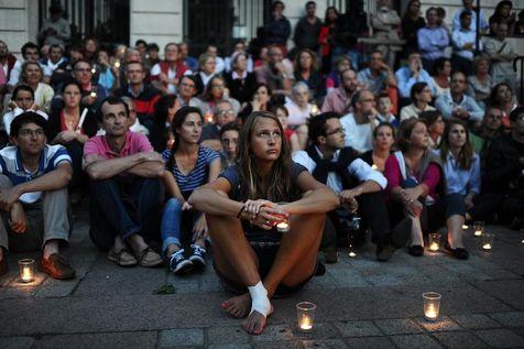 Nantes: face à face entre militants anti-mariage gay et anti-aéroport